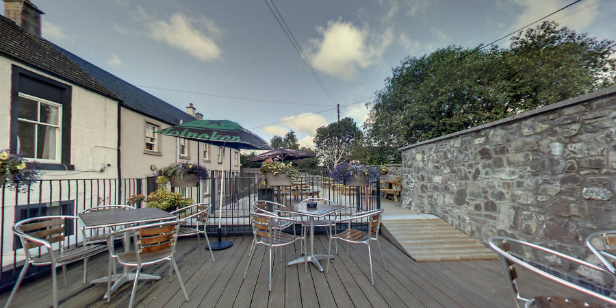 The Elphinstone Hotel Beer Garden 360 Tour