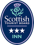 Scottish Tourist 3 Star Inn Award