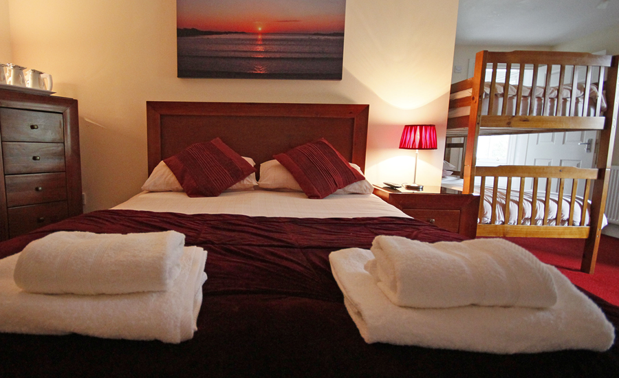 Accommodation at The Elphinstone Hotel Biggar