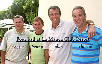 La Manga Club on Spain's Costa Calida