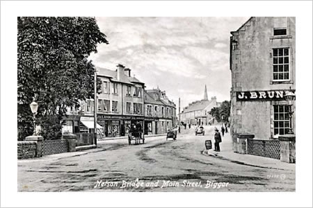 Nelson Bridge, High Street, Biggar